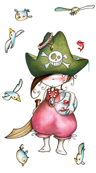 sticker-fille-pirate
