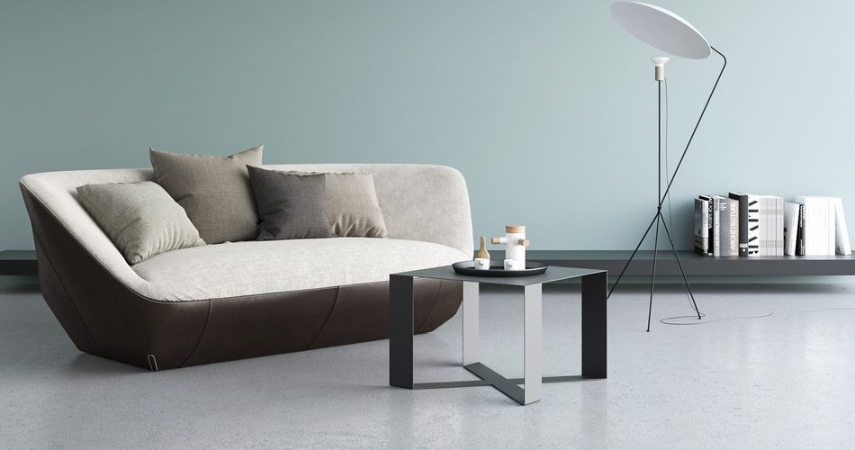 Table basse design scandinave, table basse pour salon style minimaliste