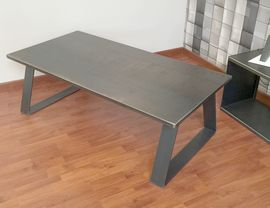 table-basse-metal-industrielle