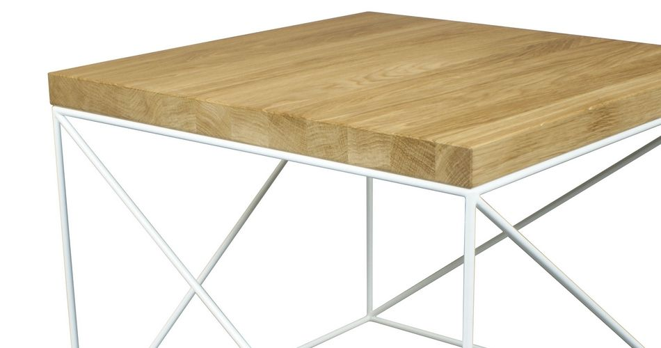 Table basse style scandinave, table basse style loft