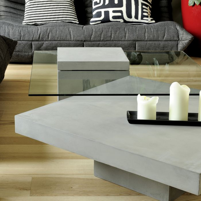 table-beton-verre