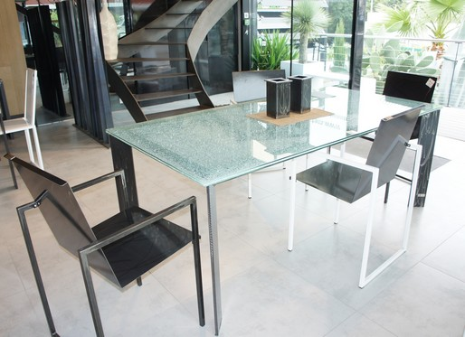 table-haute-verre