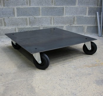 table-metal design