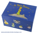 The little Prince music boxes made by Trousselier