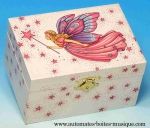 Fairy musical jewelry boxes