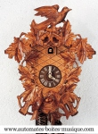8 days Schneider Black Forest cuckoo clocks