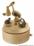 Birth music boxes