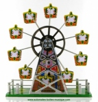 Collectable mechanical Tin Toy theme