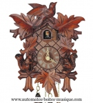 Theme of the Black Forest cuckoo clocks