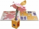Paper automaton  - Each of our paper automaton comes as a booklet of parts ready to pop out and assemble - Item# for this paper automaton : AC-04