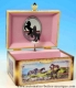 Music box for boy with traditional 18 note musical mechanism - Item # for this music box for boy : 28023