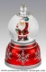 Christmas musical snow globe made by Mr Christmas with traditional 18 note musical mechanism - Item # for this Christmas musical snow globe made by Mr Christmas : 16511