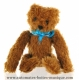 Small automaton Teddy bear : Teddy bear with movable arms - Item# for this small automaton Teddy bear : 1184
