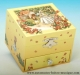 """Wizard of Oz"" musical jewelry box with dancing fairy and traditional 18 note musical mechanism - Item # for this ""Wizard of Oz"" musical jewelry box with dancing fairy: 22101"