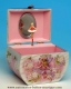 Musical jewelry box with dancing fairy and traditional 18 note musical mechanism - Item # for this musical jewelry box with dancing fairy: 28020