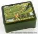 Reuge wooden music box with Swiss spring 18 note musical mechanism -  Reference of the Reuge music box: AXA.18.2301.002
