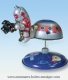 Mechanical vintage Tin Toy robot made of metal (steel) - Item# for this mechanical Tin Toy robot made of metal (steel) : 602111