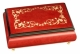 Lutèce Créations musical jewelry box made of wood with traditional 18 note musical mechanism - Item # for this Lutèce Créations musical jewelry box : AR.18.1603
