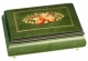 Lutèce Créations musical jewelry box made of wood with traditional 18 note musical mechanism - Item # for this Lutèce Créations musical jewelry box : IM.18.1606