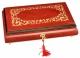 Lutèce Créations musical jewelry box made of wood with traditional 30 note musical mechanism - Item # for this Lutèce Créations musical jewelry box : AR.30.8003