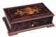 Swiss music box made of wood with traditional 72 note musical mechanism - Item # for this swiss music box : 2061501