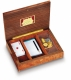 Reuge musical playing card box made in Switzerland with traditional 22 note musical mechanism - Item # for this Reuge musical playing card box : RXA.22.2869.000