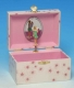 Musical jewelry box with dancing fairy and traditional 18 note musical mechanism - Item # for this musical jewelry box with dancing fairy: 22007