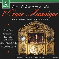 Audio CD of mechanical music instrument : audio CD of Limonaire organ - Item # of this audio CD of mechanical music instrument : CD-07