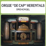 "CD audio d'instruments de musique mécanique : CD audio ""L'orgue Decap Herentals"" - Référence CD audio d'instruments de musique mécanique : CD-08"
