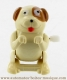 Mechanical automaton, jumping animal : dog - Item # for this mechanical automaton made of resin : AAS-01