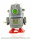 Automaton, mechanical walking robot made of resin with a rewind key - Item# for this mechanical robot : ROBOT-03