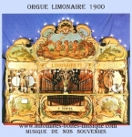 "CD audio d'instruments de musique mécanique : CD audio ""L'orgue Limonaire vol.3"" - Référence CD audio d'instruments de musique mécanique : CD-24"