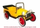 Mechanical pedal car for children - Item# for this mechanical pedal car : 1935