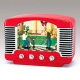 Mr Christmas Music box Juke-box with automatons