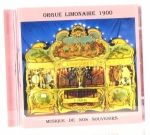 "CD audio d'instruments de musique mécanique : CD audio ""L'orgue Limonaire 1900 VOL 2"" - Référence CD audio d'instruments de musique mécanique : CD-02"