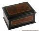 Musical ring box with traditional 18 note musical mechanism - Item # for this traditional musical ring box : 8588