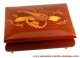 Economical musical jewelry box with transfer printings : rectangular musical jewelry box with musical instruments.