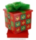 Musical Advent calendar with traditional 18-note musical mechanism - Reference number of this musical Advent calendar: 53074