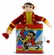 Automaton Jack in the Box : circus monkey in a hand cranked box.