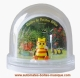 Trousselier non-musical snow globe : snow globe with Mireille the Bee.