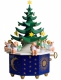 High-quality Christmas animated music box from the brand Wendt & Kühn (made in Germany).