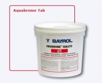 Fiche technique BAYROL. Aquabrome, désinfection au brome