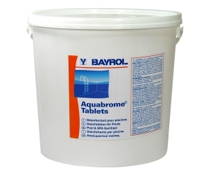 Brome lent pour piscine aquabrome bayrol 10 kg for Brome pour piscine