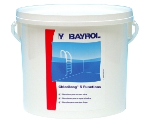 Chlorilong 5 fonctions Bayrol 5 kg