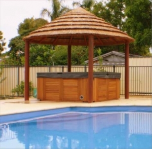 Gazebo Savannalodge