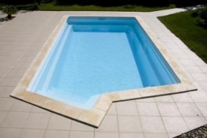 Piscine coque california 1 for Piscine california 1