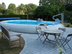 Piscine zodiac original ovline 4000 for Zodiac piscine