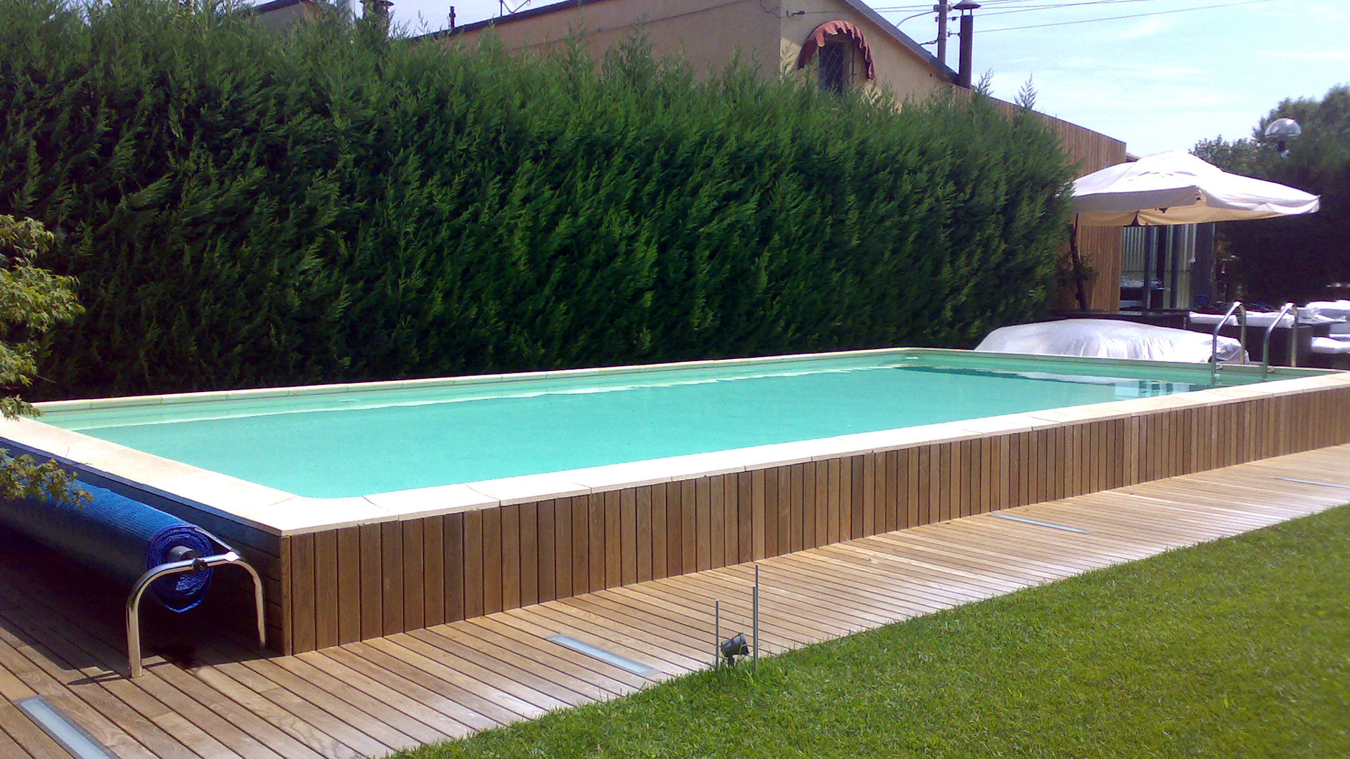 Piscine laghetto dolce vita gold for Piscine 5x10