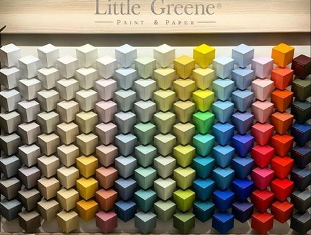 Peinture Little Greene / Ressource