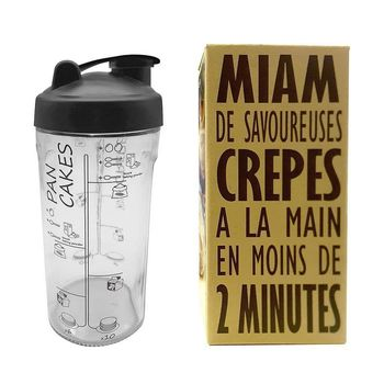 """MIAM SHACKER CREPES """"COOKUT"""""""